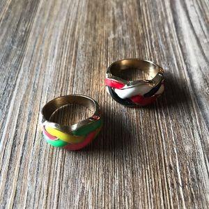 H&M Set of 2 rings